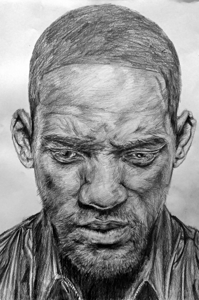 Will Smith by linshyhchyang